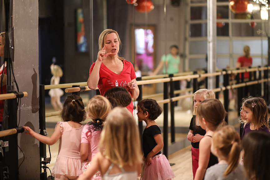 Ballet, tap, jazz, modern, hip hop, Latin and more dance classes for children at the Salsa With Silvia dance studio