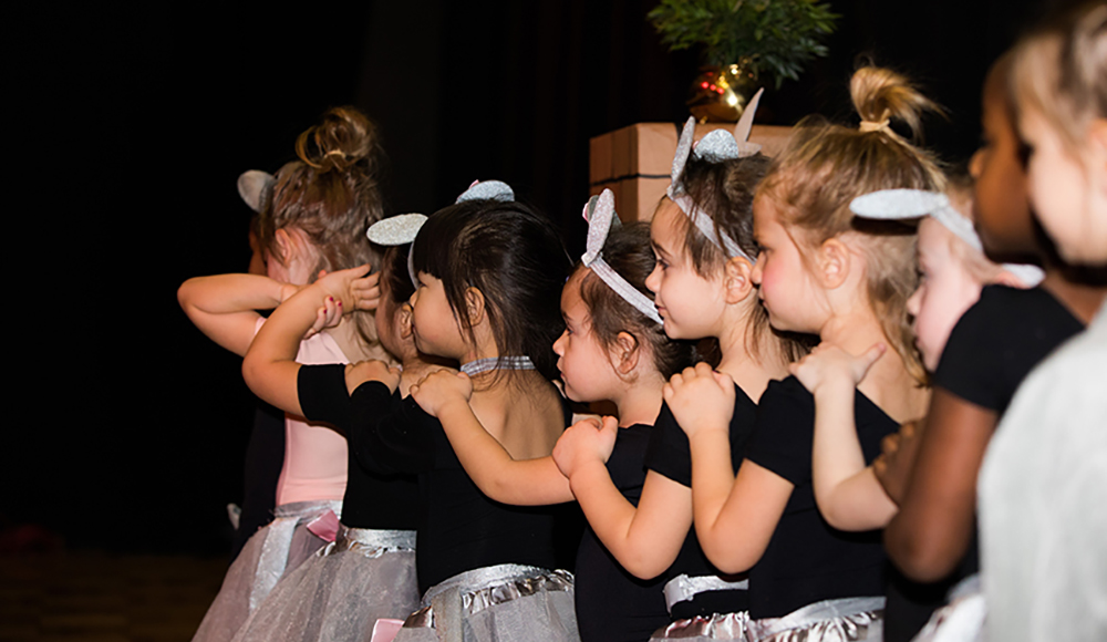 Dance recitals at the Salsa With Silvia dance studio