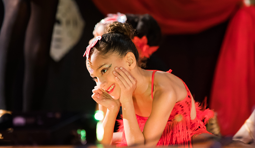 The Salsa With Silvia dance studio offers sponsorship for kids who are passionate to dance and want to perform Latin Dance.