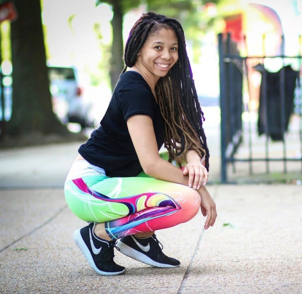 Jazmyn Snelson teaches ballet, hip hop, tap and modern for kids at the Salsa With Silvia dance studio