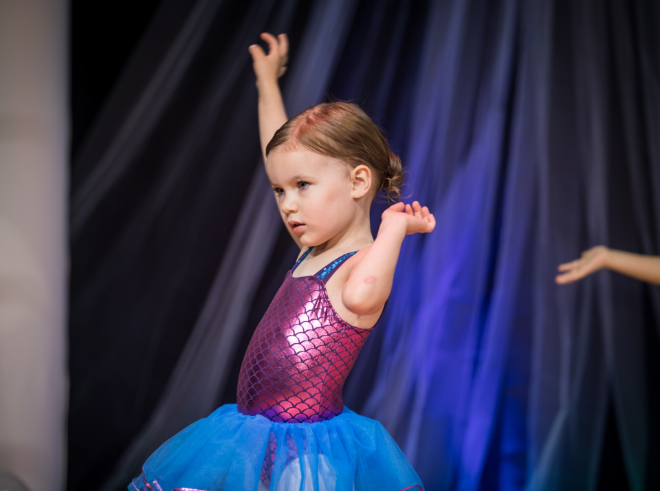 The Salsa With Silvia 4 Kids Magical Disney Recital Spring 2019
