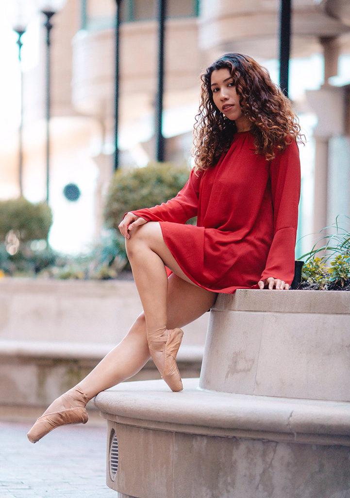 Bianca Villatoro Salsa With Silvia Dance Studio