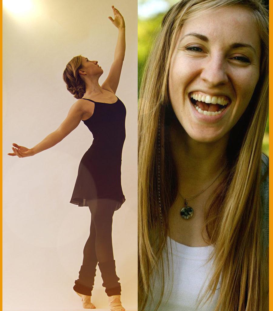 Kate McKeen Ballet Teacher For Kids Salsa With Silvia