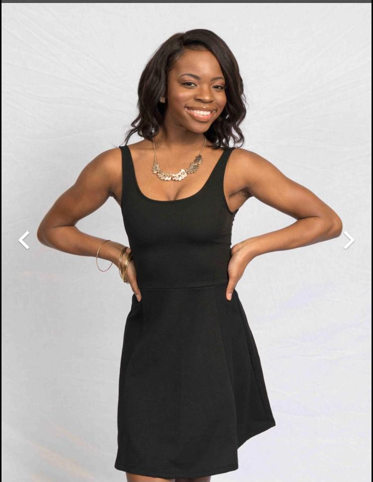 Aniah Moore - camp educator and dance instructor for kids at the Salsa With Silvia Dance Studio in DC and Bethesda