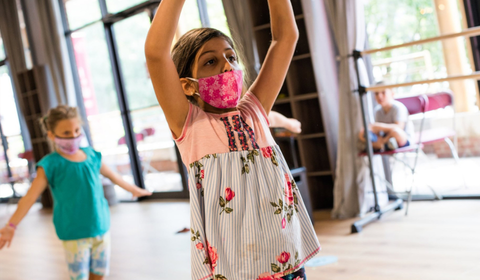 Ballet, Jazz, Tap, Modern, Hip Hop, Latin and more dance classes for kids in Bethesda, MD during COVID at the Salsa With Silvia Dance Studio
