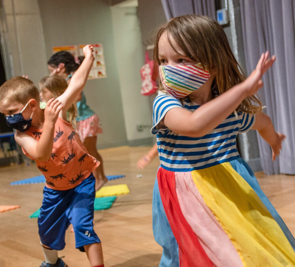 Ballet, Jazz, Tap, Modern, Hip Hop, Latin and more dance classes for kids in DC during COVID at the Salsa With Silvia Dance Studio